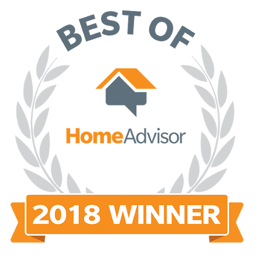 HomeAdvisor 2018 Winner Badge